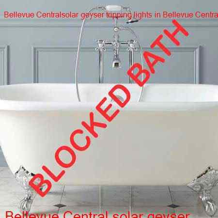 Bellevue Central blocked bath cleaning all hour with a free call out in Bellevue Central and surrounding areas of Johannesburg in Gauteng.