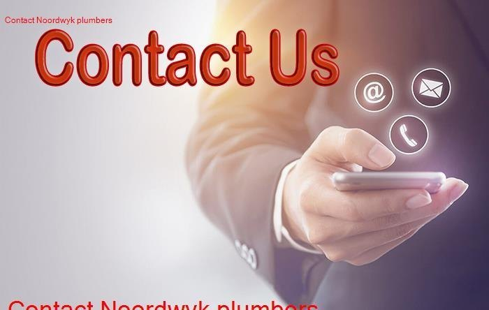Contact Noordwyk Plumbers now for assistance