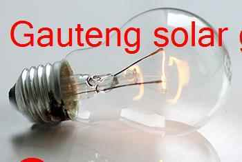 Gauteng solar geyser tripping lights