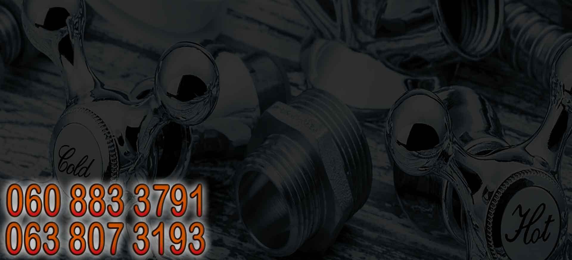 Plumber Brakpan Central