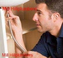 Plumber working in the Mill Hill area