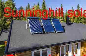 Sunninghill solar geyser repairs done by Sunninghill Plumbers
