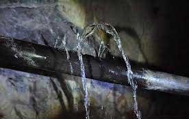 Water leak in Noordwyk